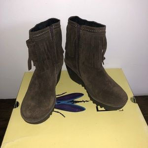 Fly of London Fringe Boots